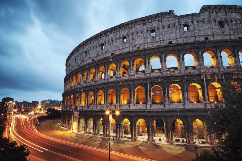 Coliseum, Rome - Italy